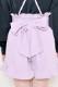 【MA*RS】バックアジャスター&リボンショートパンツ - ピンク size-F