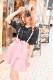 【MA*RS】フロントBIGリボンスカート - ピンク size-F
