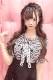 【MA*RS】ギンガムブラウス - ブラック size-F