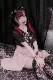 【Princess Melody】♪パールハートレースおりぼんクリップ♪ - ピンク size-F