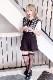 【MA*RS】ダブルハートショートパンツ - ブラック size-F