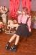 ☆28%OFF☆【Princess Melody】♪BIGパール×レース重ねTOPS♪ - ピンク size-F