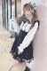 【MA*RS】セーラー襟リボンブラウス - ホワイト size-F