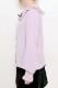 【MA*RS】はしごレース襟リボンブラウス - ピンク size-F