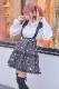 ☆34%OFF☆【Princess Melody】♪おりぼんれーす切替ブラウス♪ - ホワイト size-F