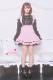【MA*RS】ハートZIP肩あきブラウス - ブラック size-F