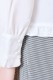 【MA*RS】裾レースヨークブラウス - ホワイト size-F