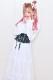 【Princess Melody】♪プリンセスロングワンピース♪ - ホワイト size-F