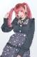 【Princess Melody】♪おりぼんれーす切替ブラウス♪ - ブラック size-F