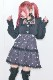 ☆34%OFF☆【Princess Melody】♪おりぼんれーす切替ブラウス♪ - ブラック size-F