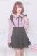 【MA*RS】ハートZIP肩あきブラウス - ピンク size-F