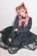 ☆32%OFF☆【Princess Melody】♪プリンセスロングワンピース♪ - ブラック size-F