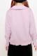 【MA*RS】裾レースヨークブラウス - ピンク size-F