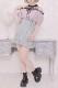 【MA*RS】肩開きレースプルオーバーブラウス - ピンク size-F