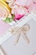 【Princess Melody】♪プリンセスおりぼんヘアピン♪ - ストーン size-F
