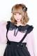 【MA*RS】レース付き丸衿TOPS - ピンク size-F