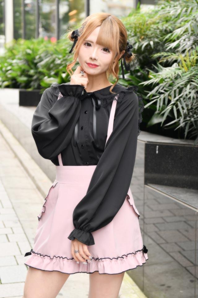 【MA*RS】メローリボンショートパンツ - ピンク size-F