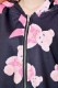 【Princess Melody】♪おりぼんくまちゃんZIPパーカー♪ - ブラック size-F