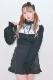 【MA*RS】ダブルZIPショートパンツ - ブラック size-F