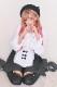 【Princess Melody】♪レース付きびっくおりぼんBL♪ - ホワイト size-F