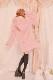 【Princess Melody】♪ふわふわうさたんコート♪ - ピンク size-F