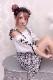 ☆28%OFF☆【Princess Melody】♪レースアップ袖オフショルブラウス♪ - ホワイト size-F