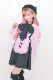 ☆39%OFF☆【Princess Melody】♪エプロン付きフレアジャンスカ♪ - ピンク size-F