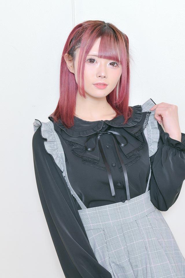 【MA*RS】ラッフルブラウス - ブラック size-F