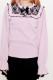 【MA*RS】レースヨークTOPS - ピンク size-F