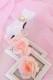 【Princess Melody】♪パールハートサイドフリルおりぼんカチューシャ♪ - ホワイト size-F