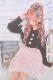 【Princess Melody】♪プリンセスヨークプルオーバーブラウス♪ - ブラック size-F