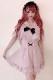 【Princess Melody】♪ハートエプロンコルセットスカパン♪ - ピンク size-F