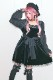 ☆26%OFF☆【Princess Melody】♪ベロアプリンセスワンピース♪ - ブラック size-F