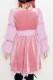 ☆37%OFF☆【Princess Melody】♪ベロアプリンセスワンピース♪ - ピンク size-F