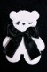 【Princess Melody】♪ウインクくまちゃんニット♪ - ブラック size-F