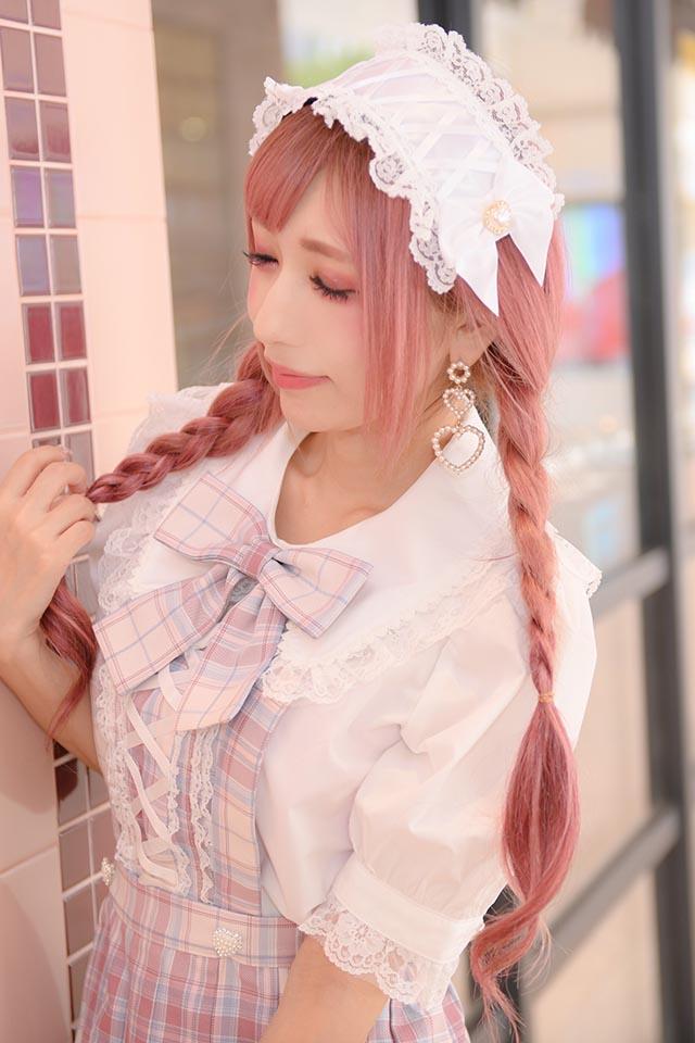 【Princess Melody】♪ヘッドドレス(クリップ付)♪ - ホワイト size-F