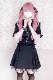 【MA*RS】トリプルリボン&後ろリボンスカート - ブラック size-F