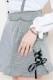 【MA*RS】スピンドルハートバックルショートパンツ - グレー size-F