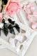 【Princess Melody】♪パールハートぷちおりぼんクリップ3個SET♪ - ピンク size-F
