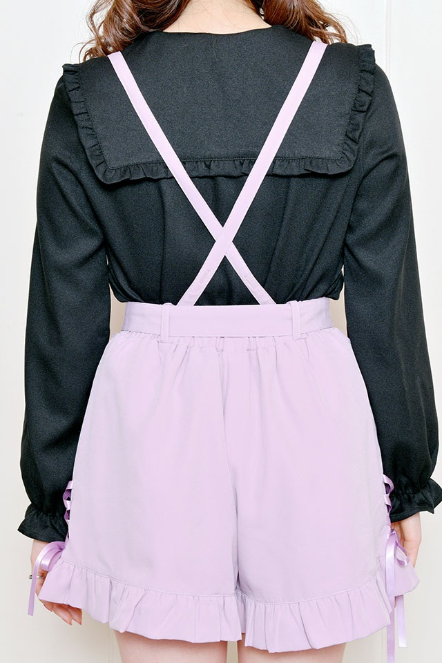 【MA*RS】スピンドルハートバックルショートパンツ - ピンク size-F