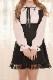 【MA*RS】はしごレース衿プルオーバーブラウス - ホワイト size-F