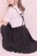 【MA*RS】スカラップセーラーブラウス - ホワイト size-F