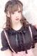 【MA*RS】スカラップセーラーブラウス - ブラック size-F