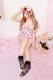 【Princess Melody】♪レースおりぼんソックスPart2♪ - ブラック size-F