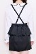 【MA*RS】スピンドルペプラムスカート - ブラック size-F