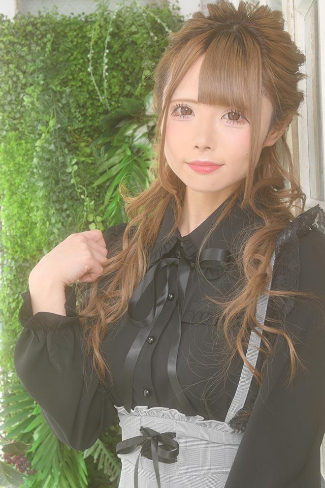 【MA*RS】見せ掛けポケット付きフリル襟ブラウス - ブラック size-F