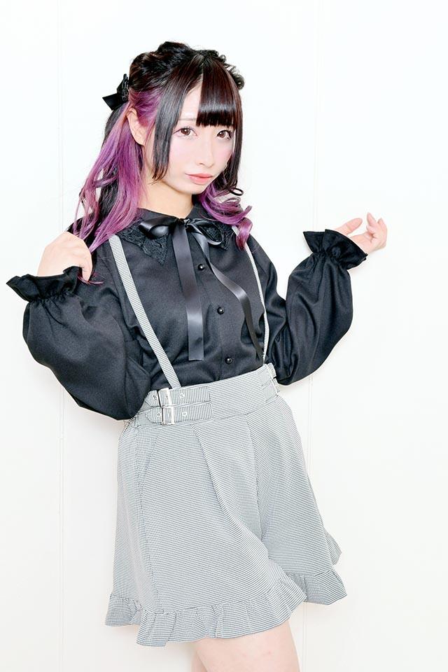 【MA*RS】サイドバックルショートパンツ - グレー size-F