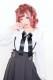 【Princess Melody】♪きらきらリングおりぼんクリップ♪ - ブラック size-F