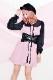 【Princess Melody】♪BIGおりぼんコルセットベルト♪ - パール size-F