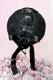 【Princess Melody】♪レースアップおりぼんベレー帽♪ - ブラック size-F